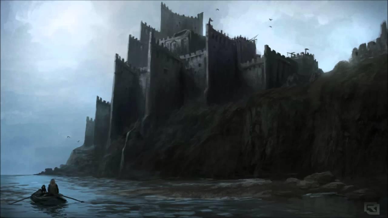Top 7 Castillos Mas Poderosos Juego De Tronos Roca Dragón Youtube