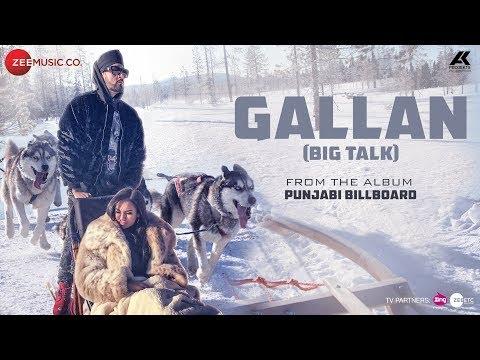 Gallan - Official Music Video   Manj Musik   Candice James   Jaani