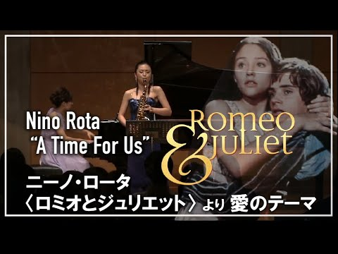 "Nino Rota  ""A Time For Us""《Romeo and Juliet》"