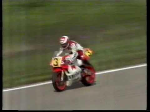 1988 Swedish 500ccGP - Eddie Lawson and Wayne Gardner