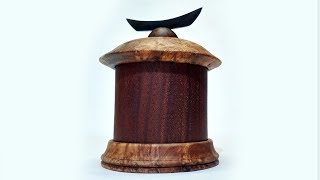 Woodturning | Puzzle Box | Carl Jacobson