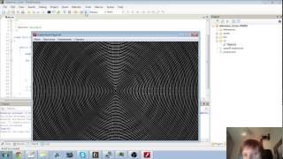 RGD2 HAXE BASICS 03 - Узоры из окружностей. Циклы.