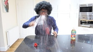 PRANKED DOING A CHALLENGE