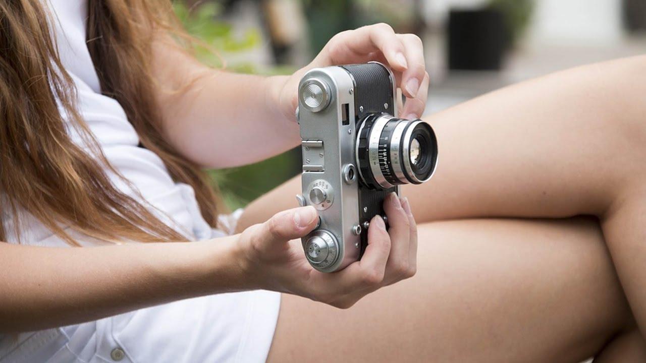 Fotoaparát Olympus VH - 210 - video představení - YouTube