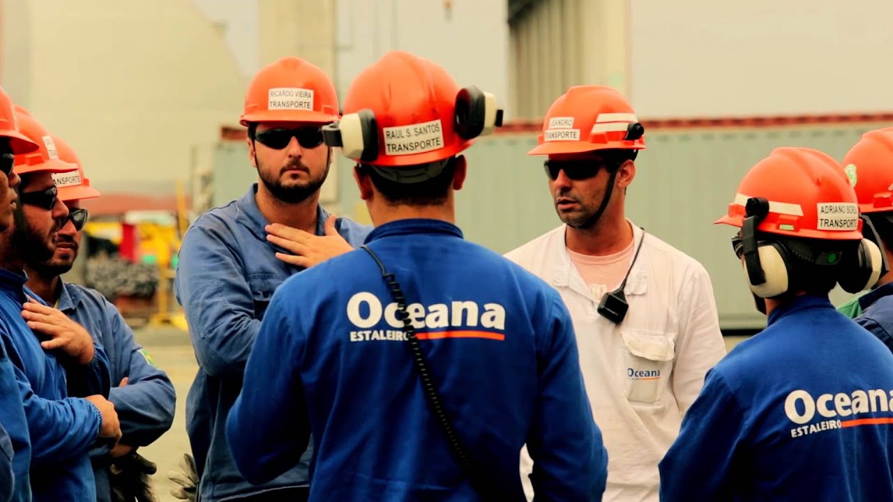 Resultado de imagem para estaleiro Oceana