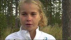 """Alisa Vainio """" Ei kai se ketään haittaa, jos yhden maratonin juoksee."""""""