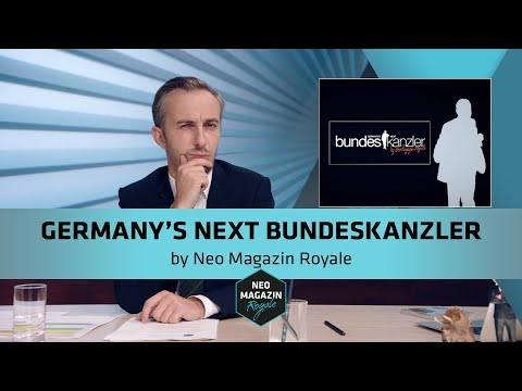 Germany's Next Bundeskanzler by Neo Magazin Royale mit Jan B