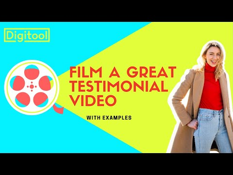 How to Film and Create the PERFECT Video Testimonial / Review using your iPhone (with examples!)