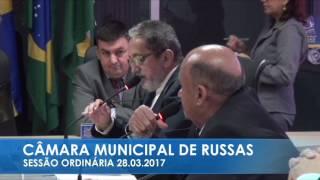 Paulo Santiago Requerimento verbal 28 03 2017