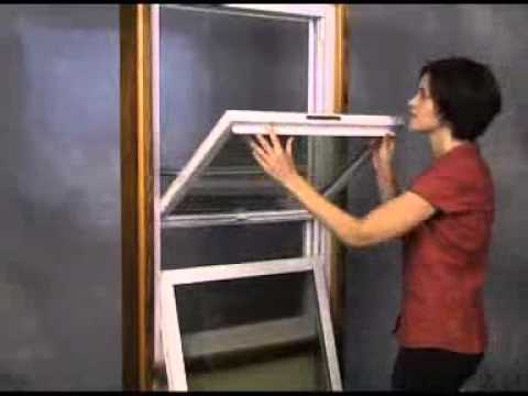 How To Clean and Operate Thermal Industries Vinyl Windows