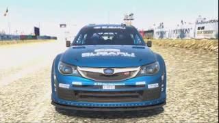 Gran Turismo 5 - Special Events - Gran Turismo RALLY - Advanced - Gran Turismo Gravel Master (P1)