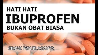 Perhitungan Dosis Ibuprofen Pada Anak