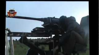 لواء الفتح تجريب المدفع الرشاش 30    2-4-2013