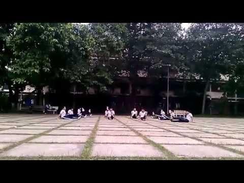 video biểu diễn Aerobic của sinh viên ĐH-CNNTT khóa 8(Tự học Aerobic thật đơn giản)
