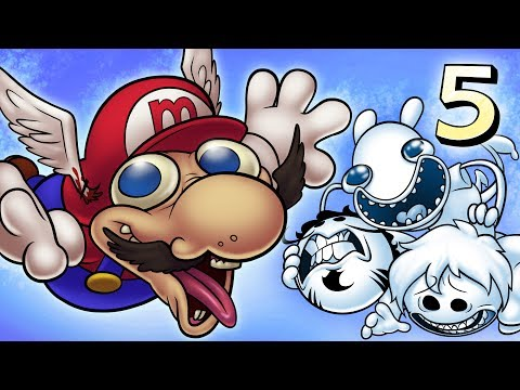 Oney Plays Super Mario 64 WITH FRIENDS - EP 5 - Bronze Statue Curse