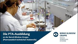 PTA Ausbildung - Pharmazeutisch-technische Assistenten | Bernd-Blindow-Schulen