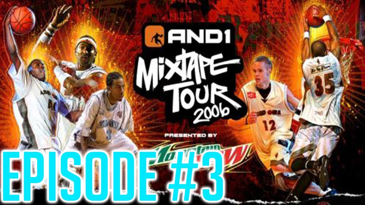 """Download AND1 Season 5 """"2006"""" HD Episode 3: Hot Sauce's Comeback"""