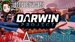 The Darwin Project || Gitsie & Anarkistic || Banter Highlights