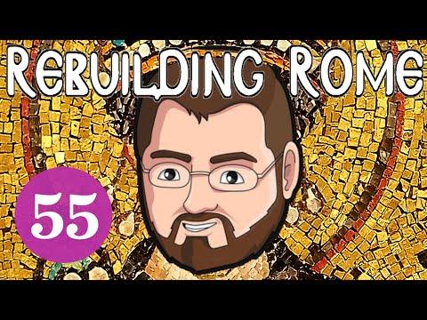 Rebuilding Rome [Part 55] Egypt to Aden - Byzantium - Let's Play Europa Universalis 4