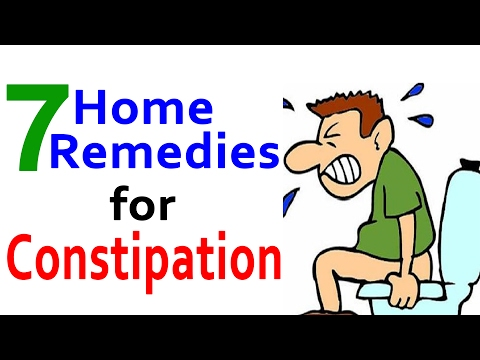 7 Quick Constipation Relief Home Remedies - Constipation Treatment For Quick Constipation Relief