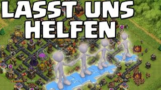 LASST UNS GUTES TUN! || CLASH OF CLANS || Let's Play CoC [Deutsch/German HD]