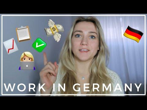 Как найти работу в Германии? Мои Находки, Сайты, Списки Фирм, Опыт
