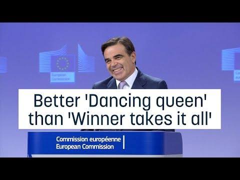 Schinas: We prefer the tune was 'Dancing queen' than 'The winner takes it all'