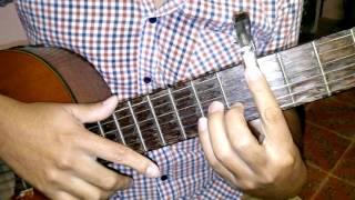 Natalia Lafourcade - TUTORIAL COMPLETO: ACORDES Y REQUINTO. Como tocar en guitarra. Chords
