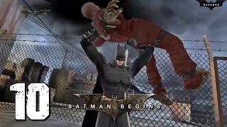 Batman Begins (PS2) walkthrough part 10