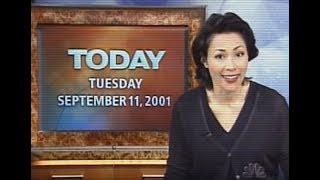 """It's Too Quiet"" The Early Morning Television of 9/11/2001"