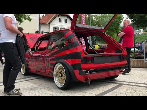 Sourkrauts MK1 Golf Worthersee Treffen Austria // Rubadub Media