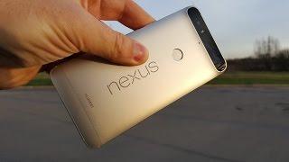 Nexus 6P. Сравнительный обзор лучшего Андроид смартфона #1