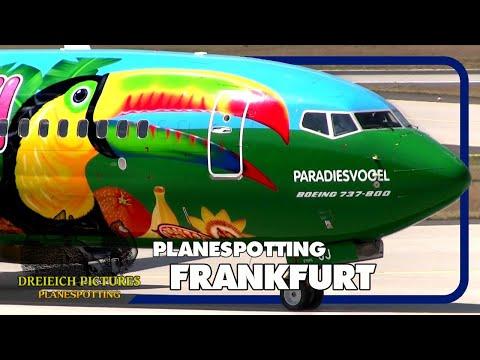 Planespotting Frankfurt Airport | Juli 2017 | Teil 2