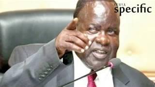 Homa Bay Governor Cyprian Awiti loses his seat