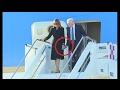 Décidément, Melania Trump ne veut pas de la main de son mari