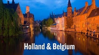 Netherlands & Belgium Bike Tour