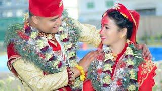 Download Suraj weds Upashna wedding video on 2077-11-17 Part 02 || Rx video