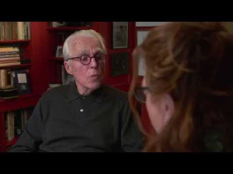 John Guare with Theresa Rebeck