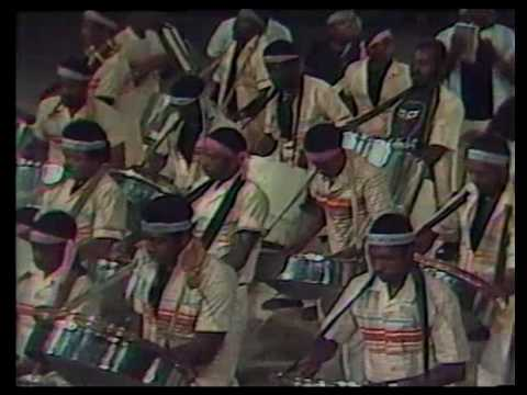 "Chord Masters Steel Orchestra- Baron's""Feeling it"" Panorama Finals 1984"