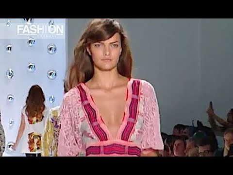 CUSTO BARCELONA Spring Summer 2013 New York - Fashion Channel