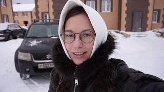 Vlog #23 ОБЗОР ТАУНХАУСА 160 кв.м. в подмосковье или наш будущий дом. Отопление и ёлка