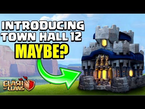 Thumbnail: IS TOWN HALL 12 COMING!?.........NOT YET? - Clash Of Clans - SUPERCELL INTERVIEW!