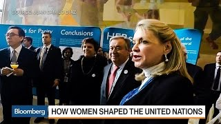 How Women Shaped the United Nations