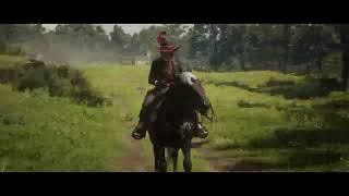 Red Dead 2 Cinematic Travel