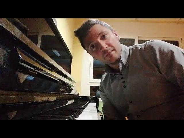 Ferdinando Zuddio per Piano City 2020