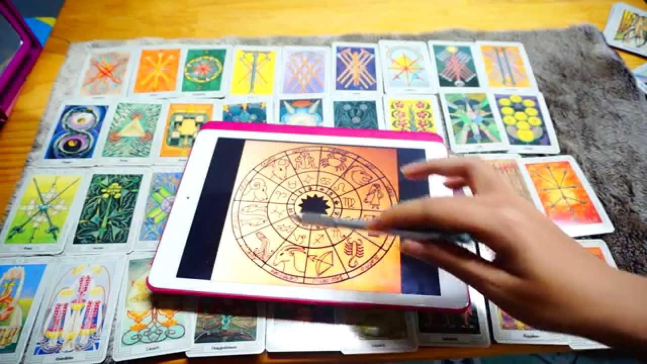 Hướng dẫn học cơ bản Tarot and Astrology P1