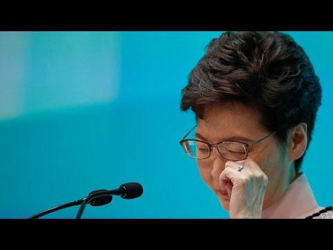 صحيفة: الصين تعتزم إقالة رئيسة السلطة التنفيذية في هونغ كونغ…  - نشر قبل 42 دقيقة