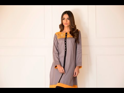 Orient Textile Mills W16 Kurti Collection