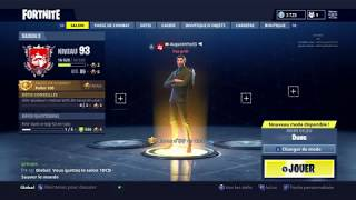 fortnite partie personnalisee epic game me repond - fortnite clac ami ps4