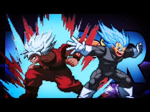 SURVIVAL MODE?! SSJ Blue Goku & Vegeta Fight Everyone!! | Hyper Dragon Ball Z